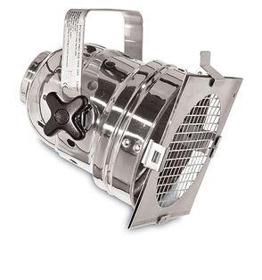 Parlampe, løs. Par56 300 watt. medium m. g-krog. 1 / 2