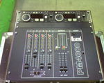 DJ-Pult 2, MEP7000, Hi-Level pm4000.