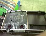 DJ-Pult 3, CMX3000, PM4000, AKG
