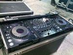 DJ-Pult 11, DJM800 + 2*XDJ1000