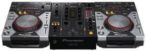 DJ-Pult 14, DJM400+CDJ400E 1 / 3