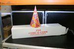 Kræmmerhus for popcorn