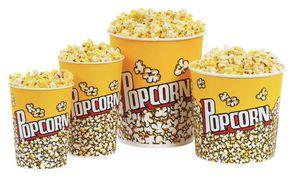 Pakke med popcorn til 125 liter og 250 kræmmerhuse 1 / 2