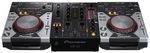 DJ-Pult 16, DJM400+CDJ400C