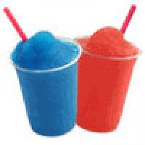 Partypakke 150 - rækker til 48 liter slushice 1 / 2
