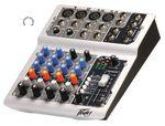 Peavey PV 6 - 8 kanals mixer.