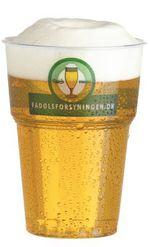 Plasticglas 0,40 cl. 70 stk