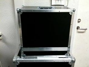 Flightcase for BGM 1 / 2
