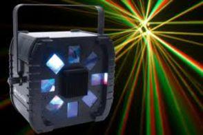 LED Quardphase led effekt 1 / 2