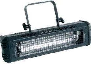 DMX strob, mellem model. LED. 1 / 2