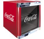 Scandomestic Cool Cube Coca Cola køleskab leje.