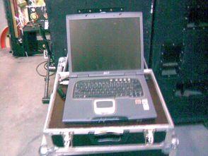 Sunlite 2002 dmx-styring incl. pc 1 / 2