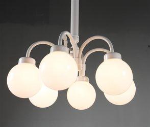 Stor Loftlampe 5*60 watt med lysdæmper 1 / 1
